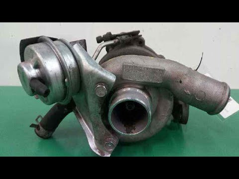 Montage Turbo Opel Astra 1.7 Cdti