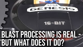 DF Retro Extra: Sega's Blast Processing Was Real - But What Did It Actually Do?
