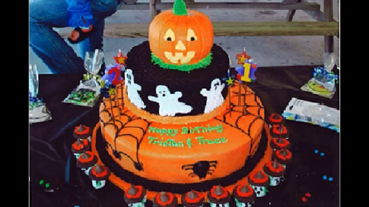 Clear And Unbiased Facts About Halloween Birthday Cake Ideas