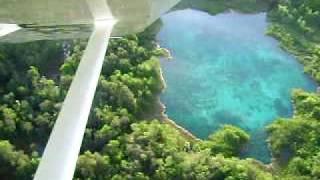Sobrevôo Lagoa Azul (Primavera do Leste -MT)