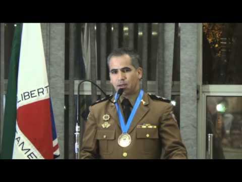 Ordem Municipal do Brasão ao pastor Jadson Ildeu Silva 01-09-2015