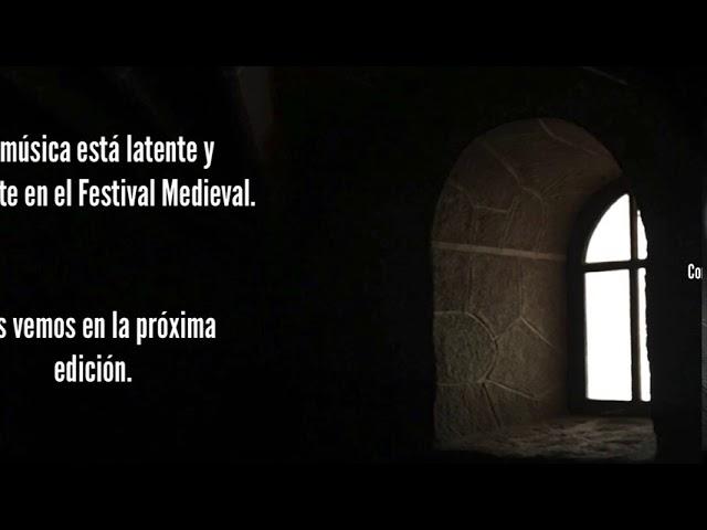 Se pospone los conciertos en el Festival Medieval 2020 en Alburquerque