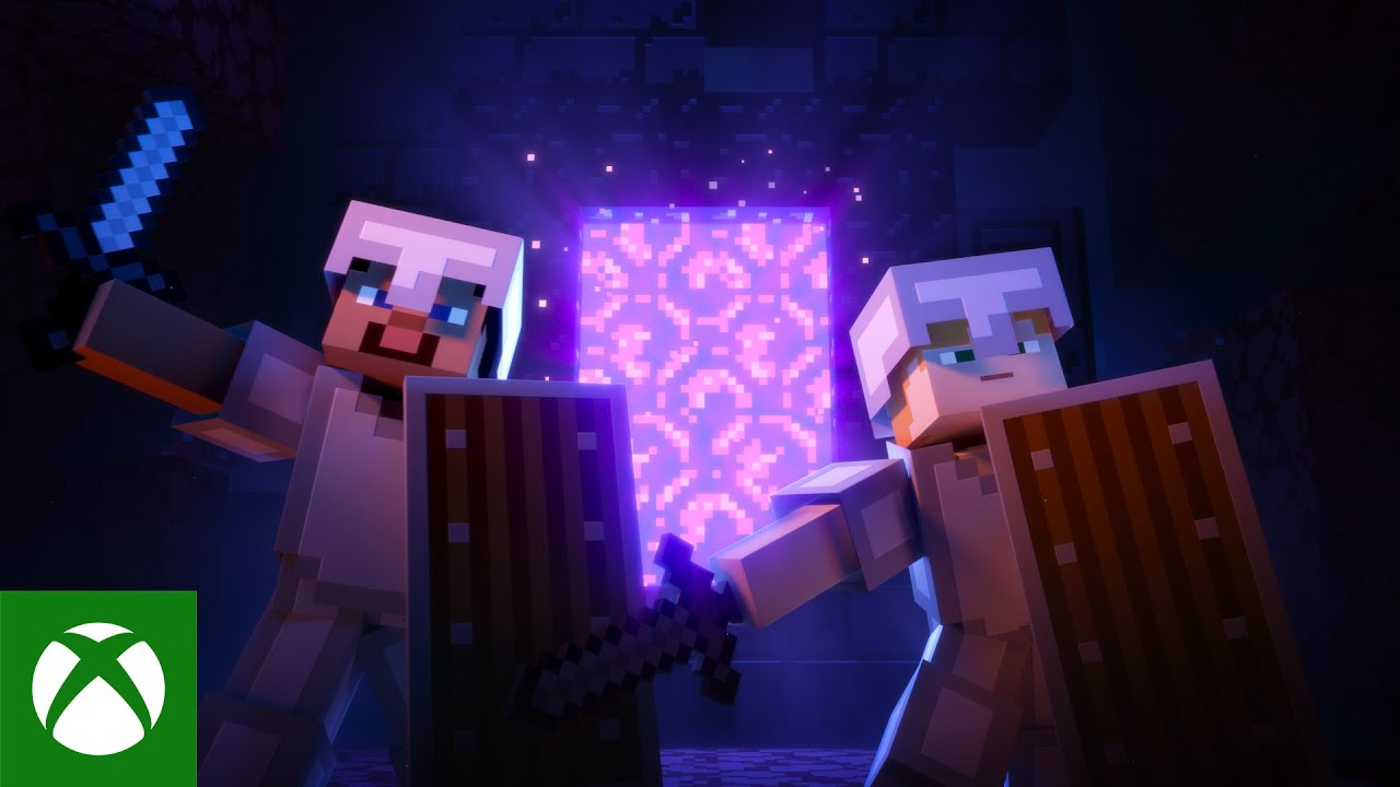Download Nether Update: Official Trailer