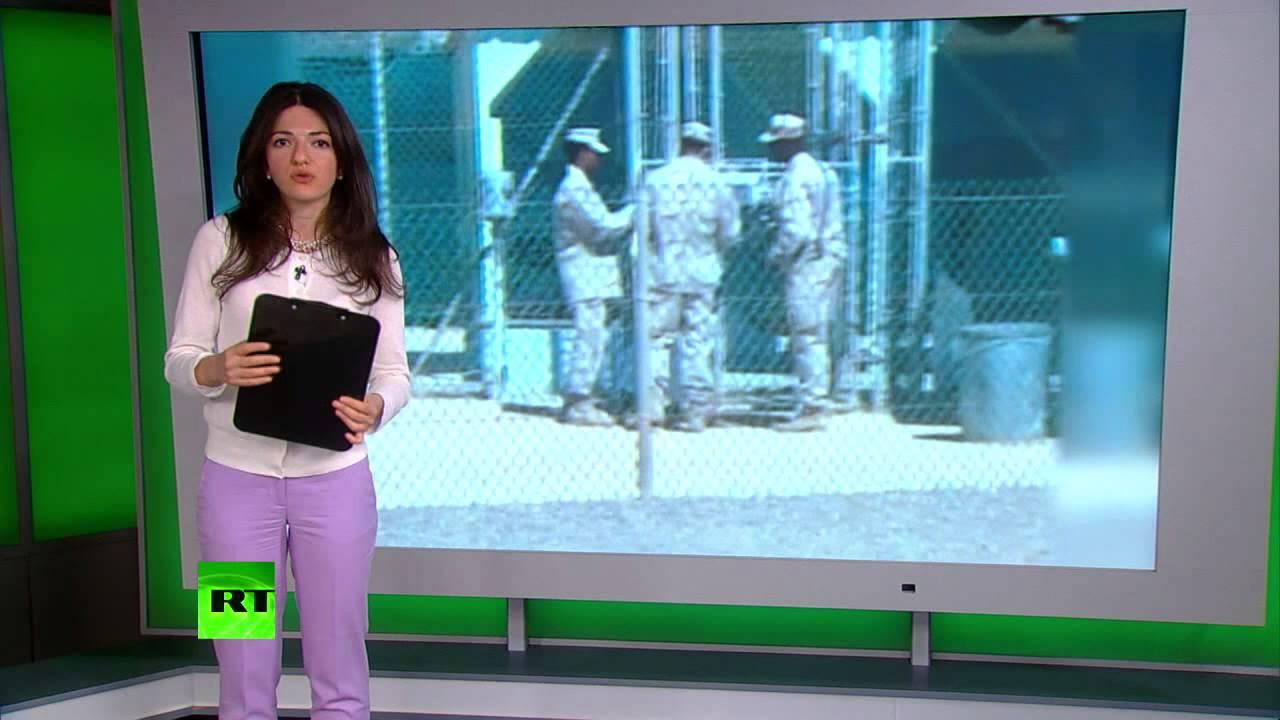 Голодовка узников Гуантанамо остается незамеченной