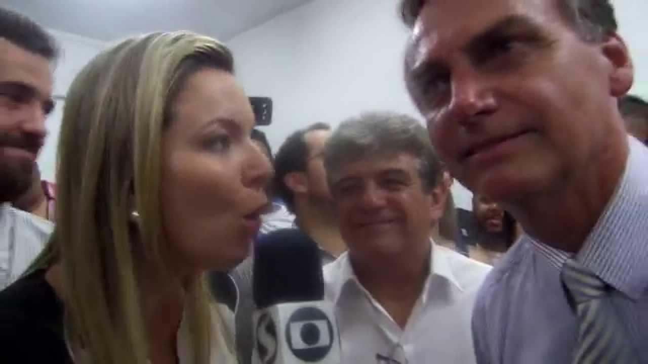 Resultado de imagem para Bolsonaro e Globo