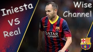 Iniesta vs Real [FootVine]