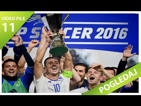 Japan-Bosna i Hercegovina 1:2 // Golovi i dodjela pehara // KIRIN SOCCER CUP 2016 FINALE // HD //