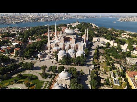آيا صوفيا من كاتدرائية إلى مسجد... التحولات التاريخية لأثر إنساني عظيم