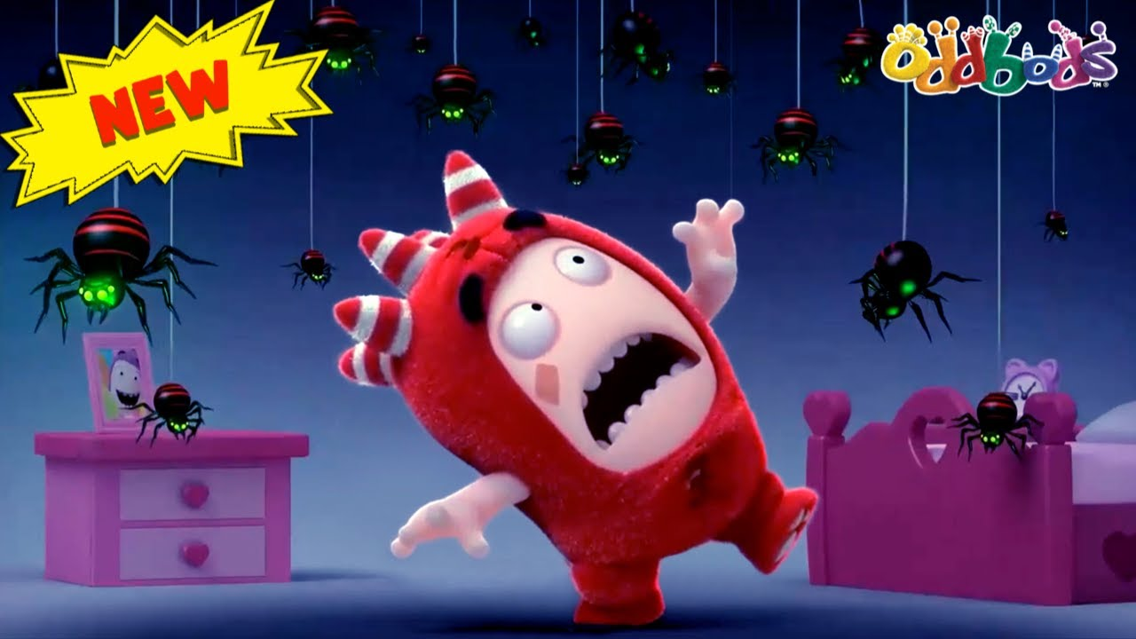 Download Oddbods   NEW   BREAKING BODS   Funny Cartoons For Kids