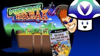 [Vinesauce Break] Vinny & Shesez - Boundary Break: Super Smash Bros. Melee