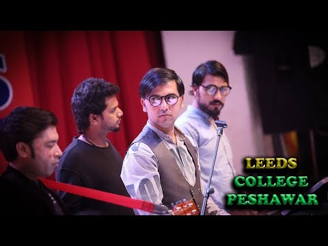 Pashto Rabab   Waqar Atal   Live Performance   LEEDS Group of Colleges Peshawar   Annual Gathering