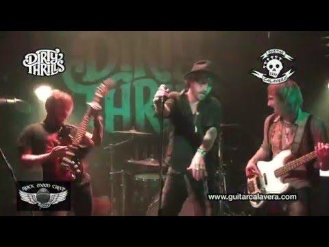 Dirty Thrills No Resolve @ La Iguana | Vigo | Spain