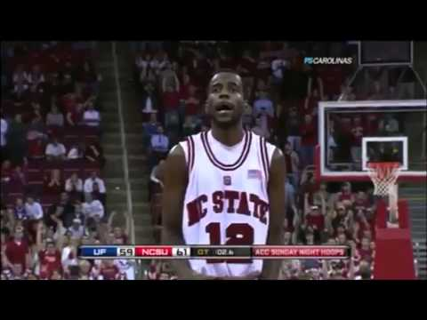 Greatest College Basketball Moments (2010-2013)