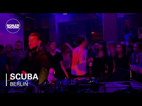 Scuba Boiler Room Berlin DJ Set