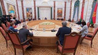 Предложения по совершенствованию работы Конституционного суда обсуждены на совещании у Лукашенко