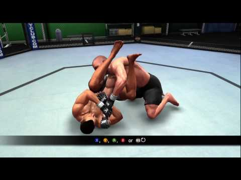 UFC 2009 Undisputed Tutorial - Submission