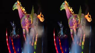 2014台中燈會「飛馬獻瑞」主燈 HD1080P-3D立體影片(左右格式)