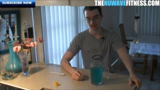 Flavor Review: C4 Extreme Icy Blue Razz