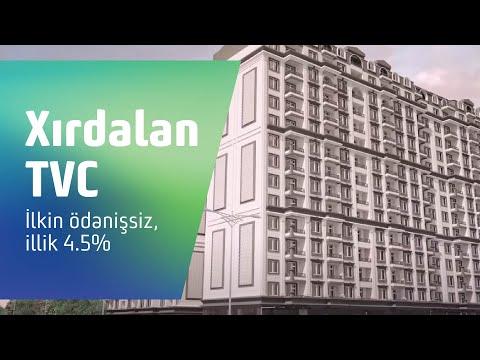 Kristal Abşeron - Xırdalan filialı (ilkin ödənişsiz, illik 4.5%)