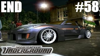 Need for Speed Underground   Gameplay   Final Race   #58
