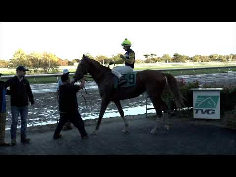 video thumbnail for MONMOUTH PARK 10-27-19 RACE 10