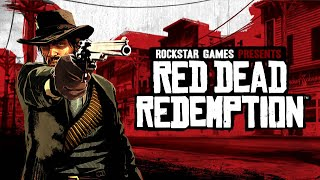 Red Dead Redemption All Cutscenes Movie (Game Movie) FULL STORY