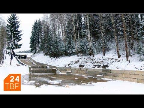 Половодье ожидается с 20 марта | Новости | ТВР24 | Сергиево-Посадский район
