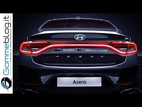 2019 Hyundai Azera - Interior Exterior And Drive | Car Sedan