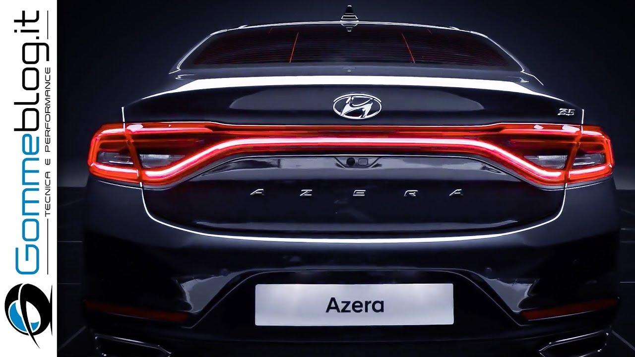 2019 Hyundai Azera Interior Exterior And Drive Car
