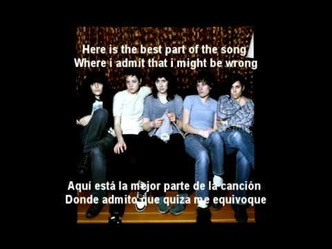 The Organ - Brother w/lyrics english & español