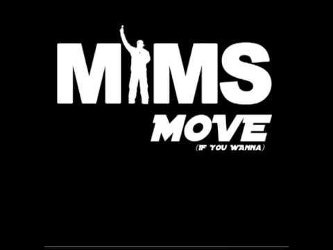 Move (if you wanna) mims   shazam.