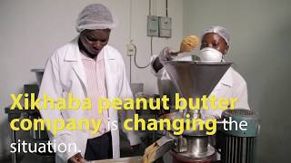 Xikhaba Peanut butter - GAIN's Marketplace for Nutritious Foods