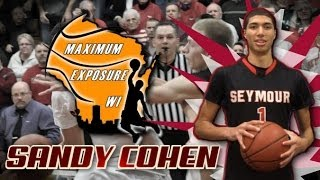 Marquette Commit Sandy Cohen OFFICIAL Senior Season Mixtape | 6