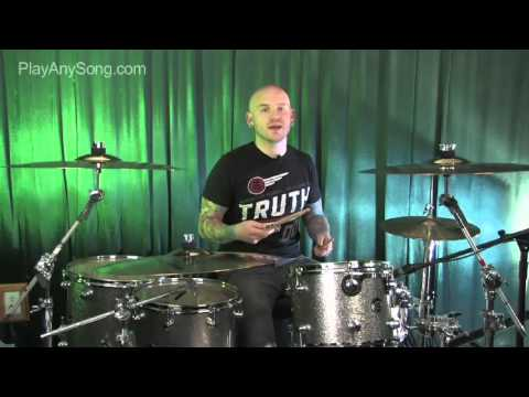 Spiderwebs - How to Play Spiderwebs by No Doubt on Drums