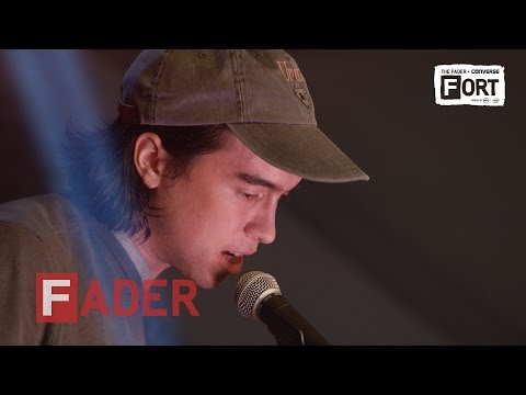 """Alex G, """"Icehead"""" - Live from The FADER FORT Presented by Converse"""