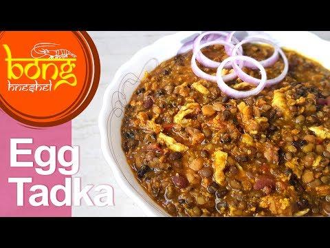 Egg Tadka   Restaurant style Dim Tarka Recipe   Best Dhaba Style Dim Torka at home # 35