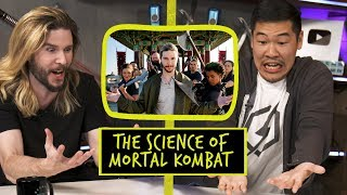 Did We Get Mortal Kombat Wrong!? | Because Science Footnotes