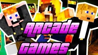 Arcade Games NAP! [MINECRAFT]