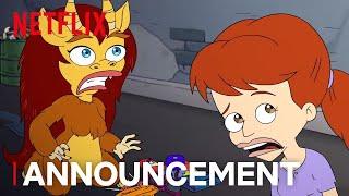 Big Mouth: Season 3   Announcement [HD]   Netflix
