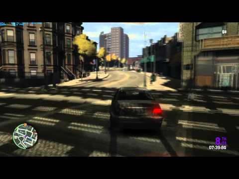 GTA IV: ORF Event - June 29th, 2012 - BUSTED! x2 [HD]