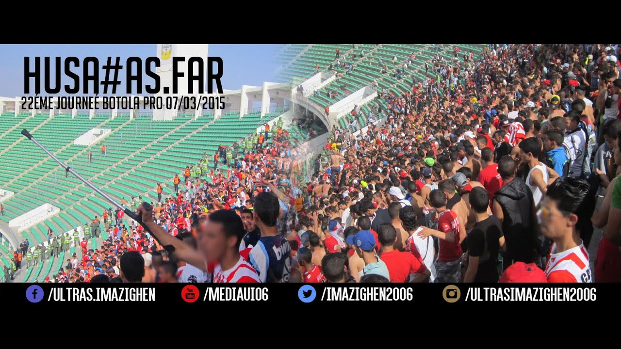 music ultras imazighen 2012