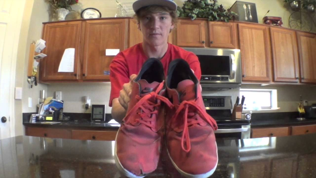 outlet store ace0f 83b79 ... closeout nike sb lunar one shot review worn youtube ffeb5 9f66a