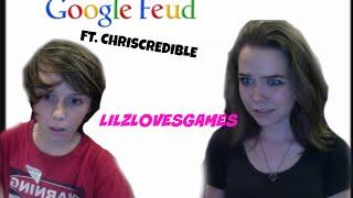 GOOGLE FEUD W/ ChrisCredible