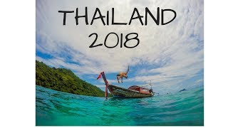 TRAVEL TO THAILAND 2018 - GOPRO