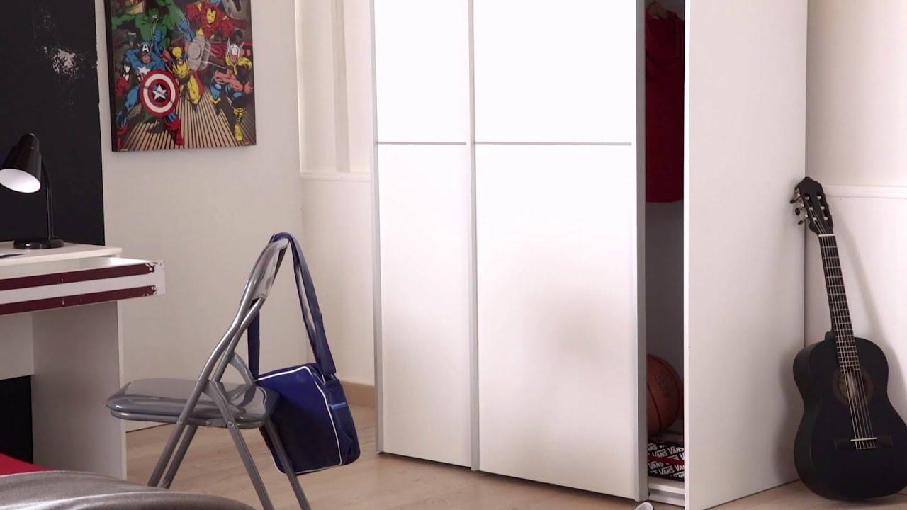 chambre junior et gain de place nouvelle collection but youtube. Black Bedroom Furniture Sets. Home Design Ideas