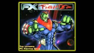 FX Fighter (PC) - Cyben 30 Theme