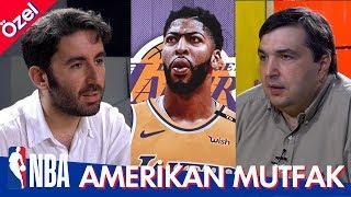 Anthony Davis Takası: Lakers, Pelicans, Ingram, Lonzo, Hart, Draft Hakları I Amerikan Mutfak Özel