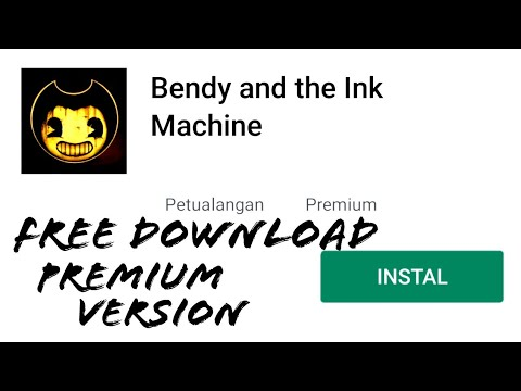 Bendy And The Ink Machine Free - Latest Version | V.1.0.829