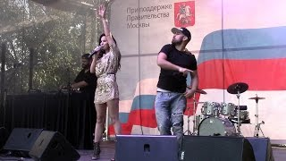 """ARTIK & ASTI - """"Никому не отдам"""" (День флага России 2015)"""