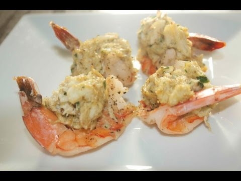 Stuffed Shrimp - Cooked By Julie - Episode 47